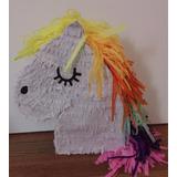 Piñata Caballo De Papel Hecha A Mano