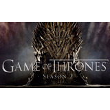 Game Of Thrones / Temporadas (1, 2, 3, 4) Audio Latino