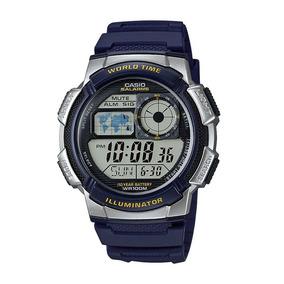 71d55974c04 Relogio Casio Mundial Ae 1000w - Relógios no Mercado Livre Brasil