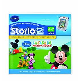 Vtech Español - Vtech Storio 2 Mickey - Juego En Español