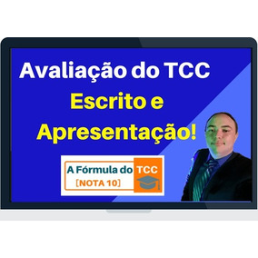 Curso - A Fórmula Do Tcc [nota 10] (on-line)
