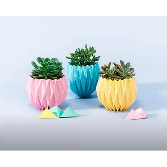 10 Macetas 3decofriendly Suculentas Cactus Minicardon