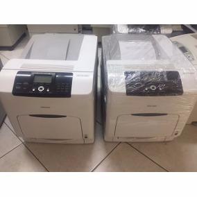 Impressora Ricoh Spc 430dn Colorida Com Contador 1250 Copias