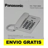Teléfono Panasonic Mesa Kx-ts813mx Residencial U Oficina