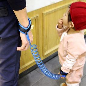 Pulseira Infantil Passeio Seguro Crianças Andadora Antiperda