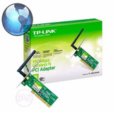 Tarjeta Pci Wifi 150mbps Tp-link Tl-wn751nd / 751 Dataglobal
