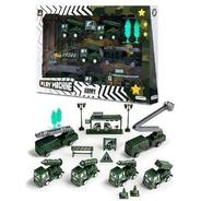 Play Machine - Play Set Forcas Armadas Br1425