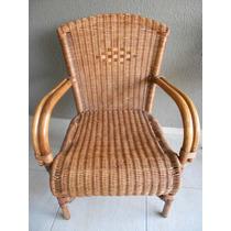 Cadeira Fibra Natural Armando Cerello