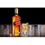 Whisky Johnnie Walker Red Label 1l Original Lacrado!!