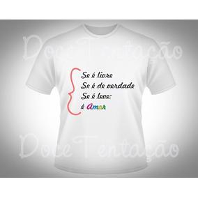 Camiseta Lgbt Amor Gay