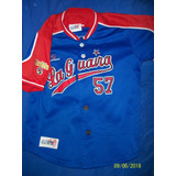 Camisa Beisbol Niño Tiburones De La Guaira