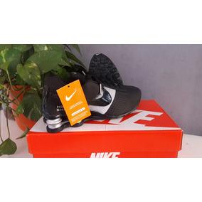 8204dddcfc9f78 Nike Shox Premium Cinza Chinelos - Tênis no Mercado Livre Brasil