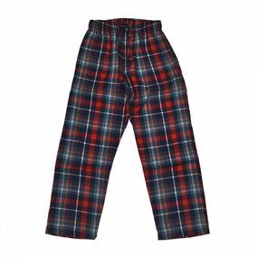 Pantalon Cuadros Unisex Pampero Infantil 2 Variantes