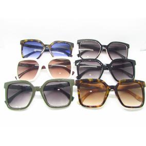 32de6995cd756 culos De Sol Ana Hickmann Ah 9128 Cor T07 - Óculos no Mercado Livre ...