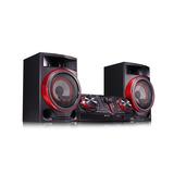 Minicomponente Lg Cj87. Equipo Sonido 2350rms. Karaoke Dj`s