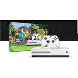 Xbox One S 500gb Con Minecraft Totalmente Nuevo!!!!