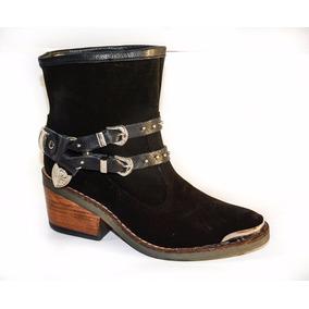 Calzado Lola Roca Botas Botinetas De Mujer