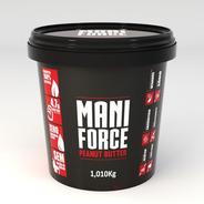 Maniforce Pasta De Amendoim Integral 100% Amendoim - 1kg