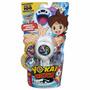 Yo - Kai Watch Relogio + 5 Medalhas C/ Som Original Hasbro