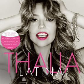 Thalia - Latina (cd Original 2016) Lacrado