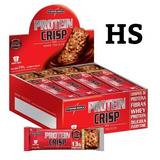 Protein Crisp Bar 12 Unid - Integralmedica