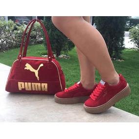 Zapato Bolichero Y Cartera Tipo Rihanna Calidad Colombiana