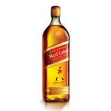 Jhonnie Walker Whisky Etiq Roja 12/750 Ml