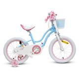 Bicicleta Royal Baby Niña Aro 16 Azul