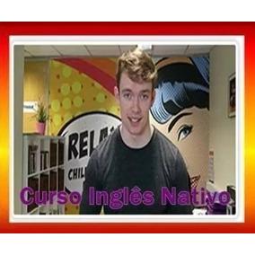 Curso Inglês Nativo Lançamento + 2000 Cursos De Brinde