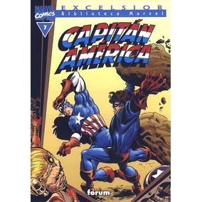 Biblioteca Marvel Excelsior Capitan America 7 Comics Forum