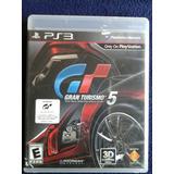 Gran Turismo 5 - Fisico - Ps3
