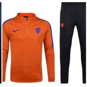 Conjunto Nike De Holanda Buzo Y Pantalon Chupin