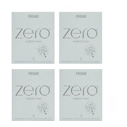 Preservativos Prime Zero Hiper Fino 4 Cajitas X 3 Unidades