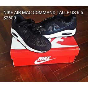 Nike Zapatillas Air Max Command Talle Cm 23.5 Originales