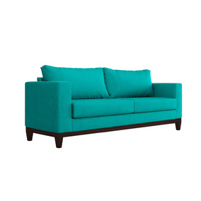 Sofa Sovad Pe Base Madeira Luxo Novo Macio Confortavel Lindo