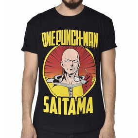 Playera Saitama Opm King Monster