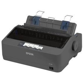 Impressora Epson Matricial Lx-350 Edge Nfe 110v