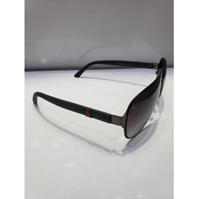 98235b7a24fa8 Óculos De Sol Masculino Gucci - Óculos no Mercado Livre Brasil