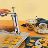 Fabrica Maquina Para Hacer Galletas Biscuits 14 Moldes