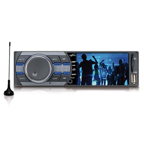 Radio Media Player Naveg Tela 3 Tv Digital Fm Usb Sd Mp3