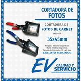 Cortadora Para Fotografía (tamaño 35x45mm)