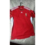 Camisa Hungria Adidas no Mercado Livre Brasil 3b76cf56317bf
