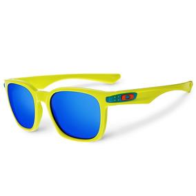 Gafas Oakley Garage Rock Fathom Neon Yellow/iceir