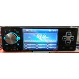 Radio Para Auto,pantalla 4 ,bluetooth,usb,sd,aux,mp3,mp4,mp5