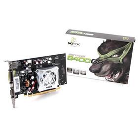Xfx Nvidia Gf 8400gs 450m 512mb Ddr2 Tv Dvi (pv-t86s-yafg)