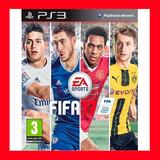 Fifa 17 Ps3 Mas Online Digital Oferta Caja Vecina !!!