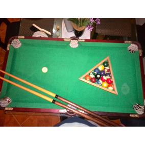 Mini Mesa De Pool 90x50 Cm Excelente Estado