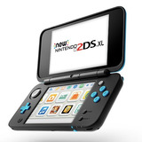 Consola New Nintendo 2ds Xl Black Turqoise - Prophone