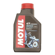 Aceite Motul 3000 Mineral Para Moto 4t 20w50 (stk) Yuhmak