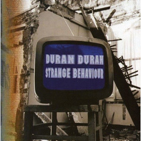Cd : Duran Duran - Strange Behaviour (2cds) (portugal - ...